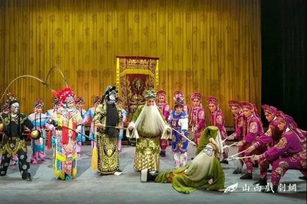 山西13个剧种4台剧目将在2020年戏曲百戏(昆山)盛典集结亮相