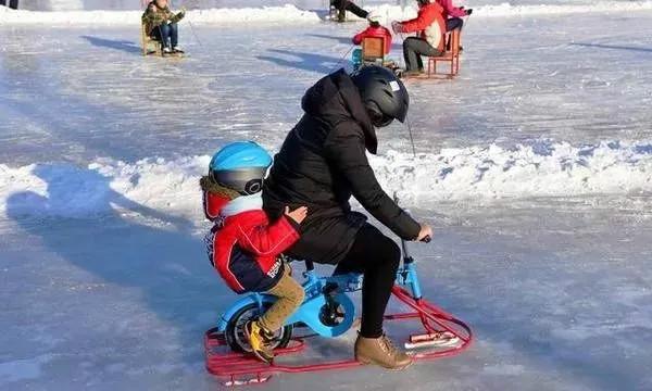 包头南海公园滑雪场_第十二届南海湿地冰雪节,1月12日开幕!_城市链接